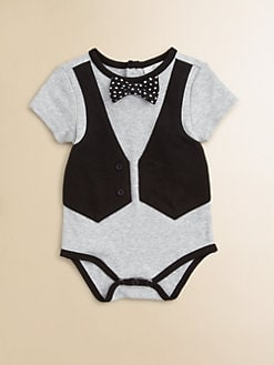 Miniclasix - Infant's Vest-Front Bodysuit