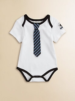 Miniclasix - Infant's Necktie Bodysuit