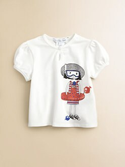Little Marc Jacobs - Infant's Printed Tee