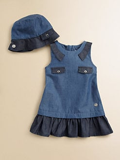 Little Marc Jacobs - Infant's Chambray Dress