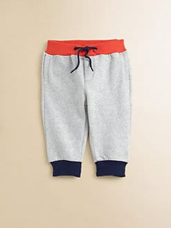 Little Marc Jacobs - Infant's Fleece Jogging Pants