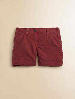 Little Marc Jacobs - Infant's Woven Gingham Shorts
