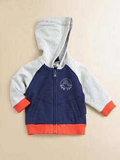 Little Marc Jacobs - Infant's Fleece Colorblocked Hoodie