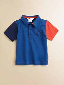 Little Marc Jacobs - Infant's Colorblocked Polo Shirt