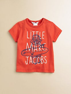 Little Marc Jacobs - Infant's Logo Tee