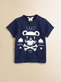 Little Marc Jacobs - Infant's Skull Tee
