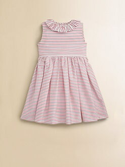 Baby CZ - Infant's Striped Dress