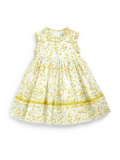 Baby CZ - Infant's Liberty Print Dress and Bloomer Set