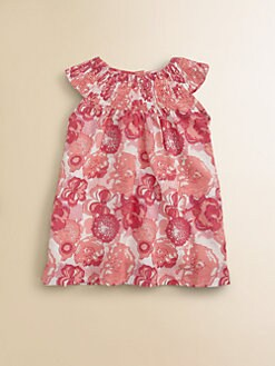 Egg Baby - Infant's Floral Print Dress