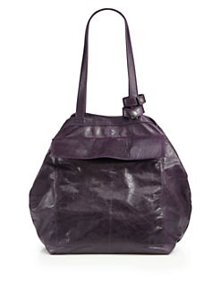 Not Rational - Ruby Leather Baby Bag