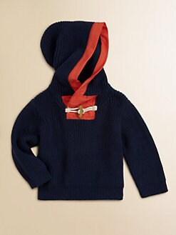 Egg Baby - Infant's Hooded Pullover Sweater