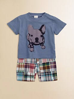 Egg Baby - Infant's Bulldog Tee