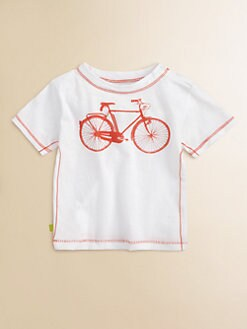 Egg Baby - Infant's Bicycle Tee