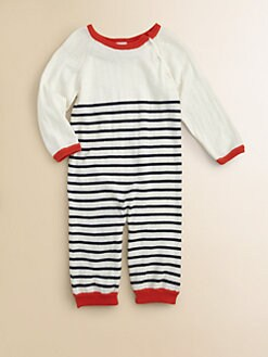 Egg Baby - Infant's Sweater-Knit Coverall