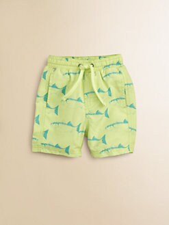 Egg Baby - Infant's Print Swim Trunks
