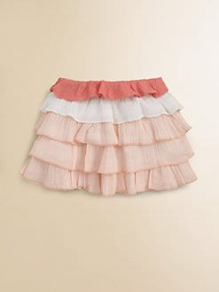 Egg Baby - Infant's Tiered Skirt
