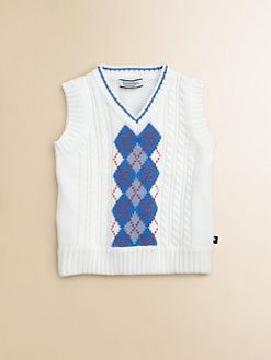 Hartstrings - Infant's Argyle Sweater Vest