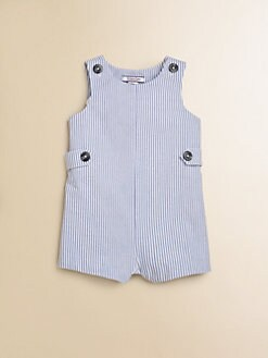 Hartstrings - Infant's Seersucker Eton Suit