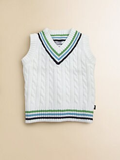 Hartstrings - Infant's Cable-Knit Vest