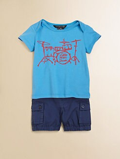 Little Marc Jacobs - Infant's Kaden Tee