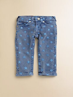 True Religion - Infant's Casey Star Jeggings