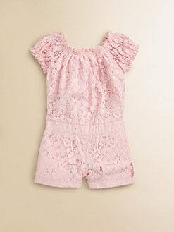 Juicy Couture - Infant's Lace Romper