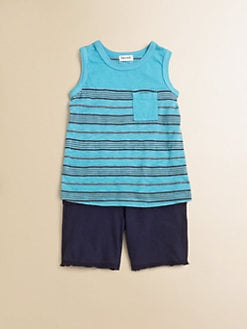 Splendid - Infant's Muscle Tee & Shorts Set