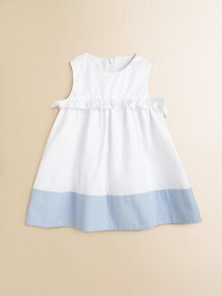 Marie Chantal - Infant's Colorblock Dress & Bloomers Set