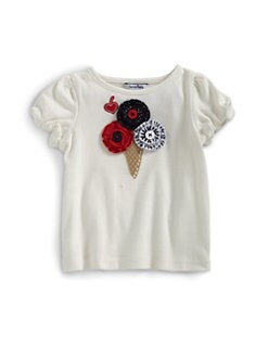 Hartstrings - Infant's Cotton Ice Cream Cone Tee