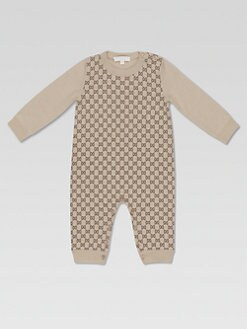 Gucci - Infant's GG Print Sleeper