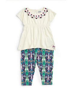DKNY - Infant's Two-Piece Calypso Tunic & Leggings Set