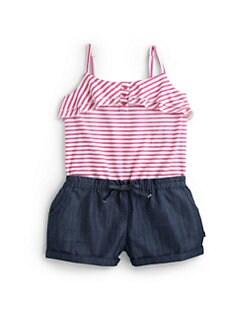 DKNY - Infant's Weekend Romper