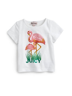Juicy Couture - Infant's Flamingo Tee