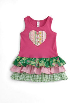 Love U Lots - Infant's Heart Dress