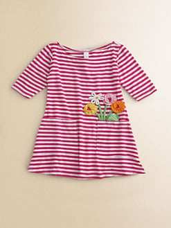 Love U Lots - Infant's Pocket Full of Posies Dress