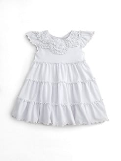 Love U Lots - Infant's Tiered Dress