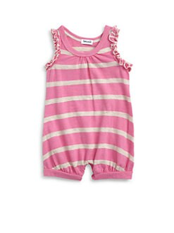 Splendid - Infant's Striped Bubble Playsuit