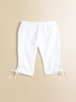 Love U Lots - Infant's Drawstring Capri Pants