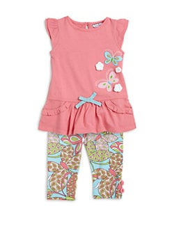 Hartstrings - Infant's Butterfly Tunic
