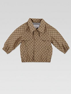 Gucci - Infant's Bomber Jacket