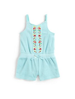 Juicy Couture - Infant's Terry Romper