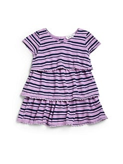Splendid - Infant's Tiered Stripe Dress