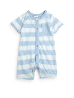 Splendid - Infant's Striped Slub Playsuit