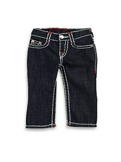 True Religion - Infant's Jack Super T Slim Jeans