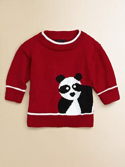 Florence Eiseman - Infant's Panda Sweater