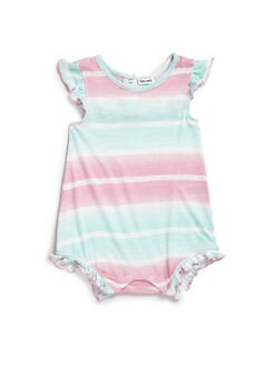 Splendid - Infant's Ombré Stripe Romper