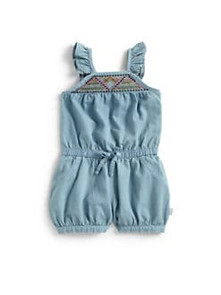 DKNY - Infant's Seaside Romper