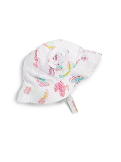 Egg Baby - Infant's Butterfly Sun Hat