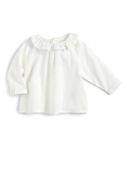 Chloe - Infant's Twill Blouse