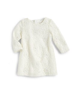 Chloe - Infant's Guipure Lace Celebratory Dress